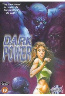The Dark Power kapak