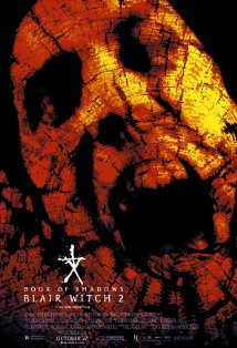 Book of Shadows: Blair Witch 2 kapak