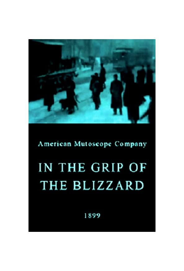 In the Grip of the Blizzard kapak
