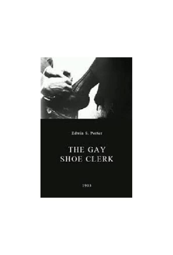 The Gay Shoe Clerk kapak