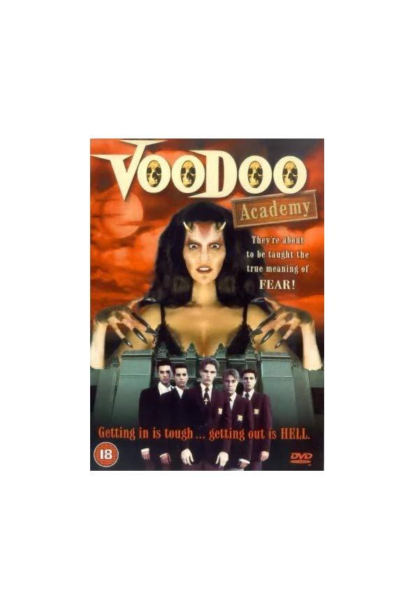 Voodoo Academy kapak