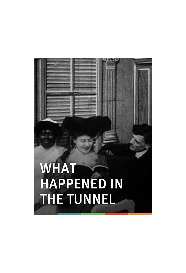 What Happened in the Tunnel kapak