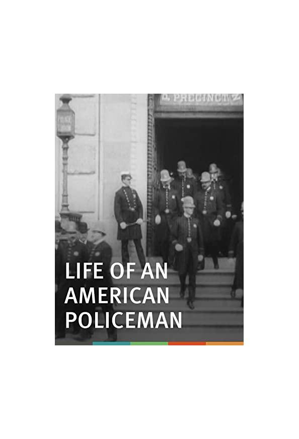 Life of an American Policeman kapak