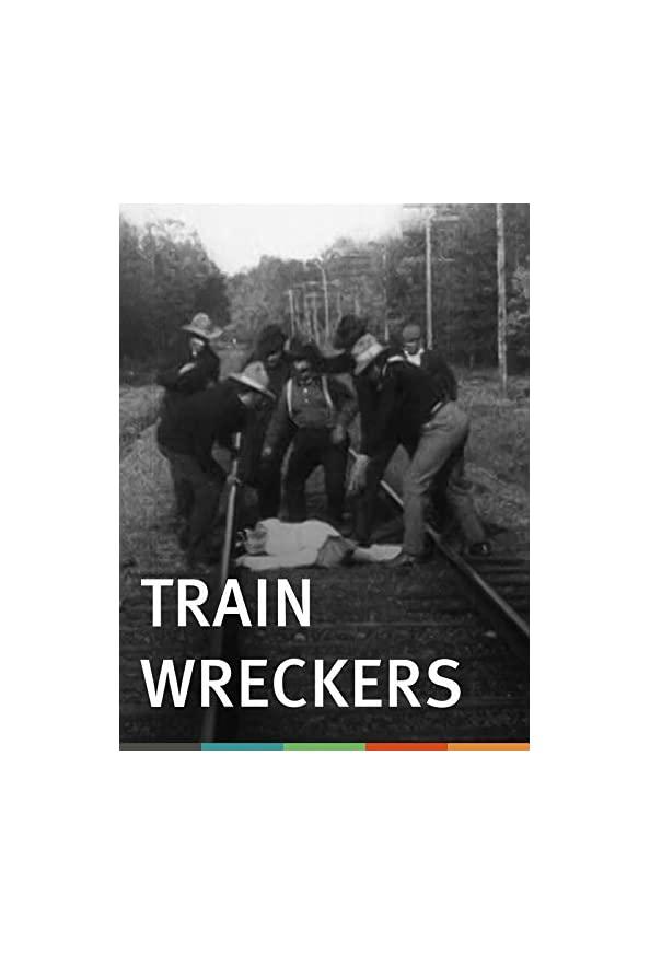 Train Wreckers kapak