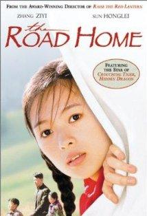 The Road Home kapak