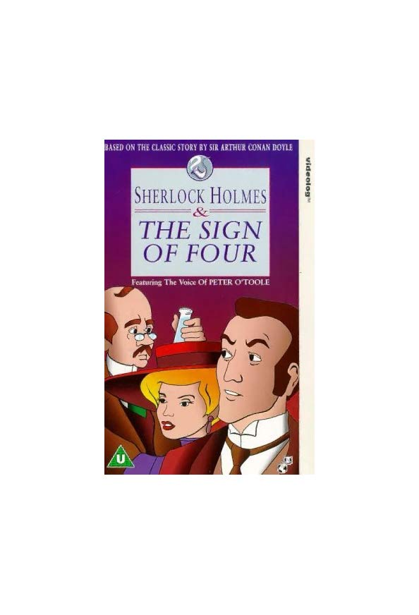 Sherlock Holmes and the Sign of Four kapak