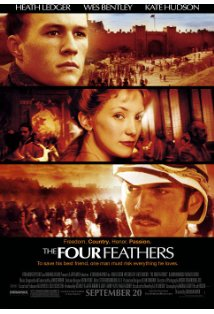 The Four Feathers kapak