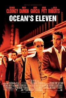 Ocean's Eleven kapak