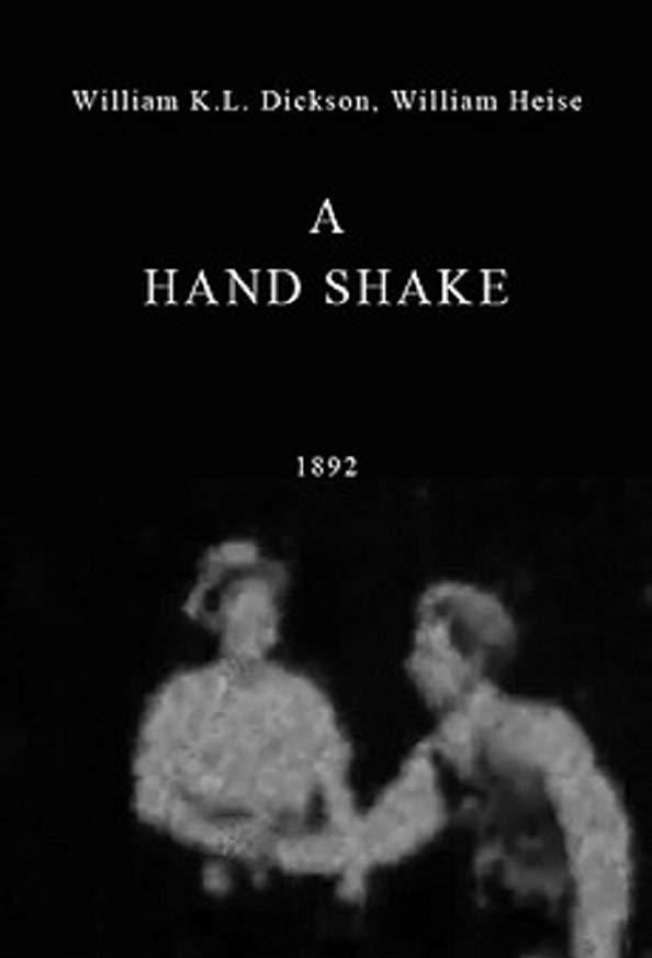 A Hand Shake kapak