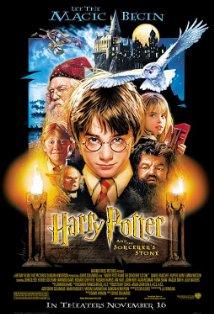Harry Potter and the Sorcerer's Stone kapak