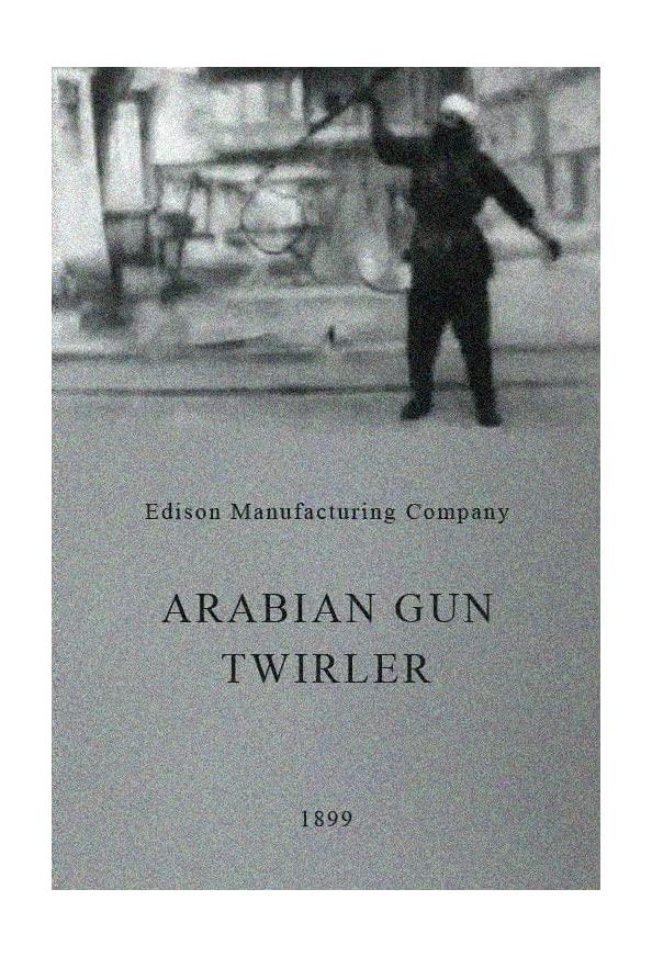 Arabian Gun Twirler kapak
