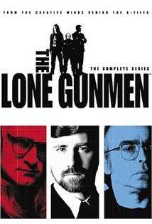 The Lone Gunmen kapak