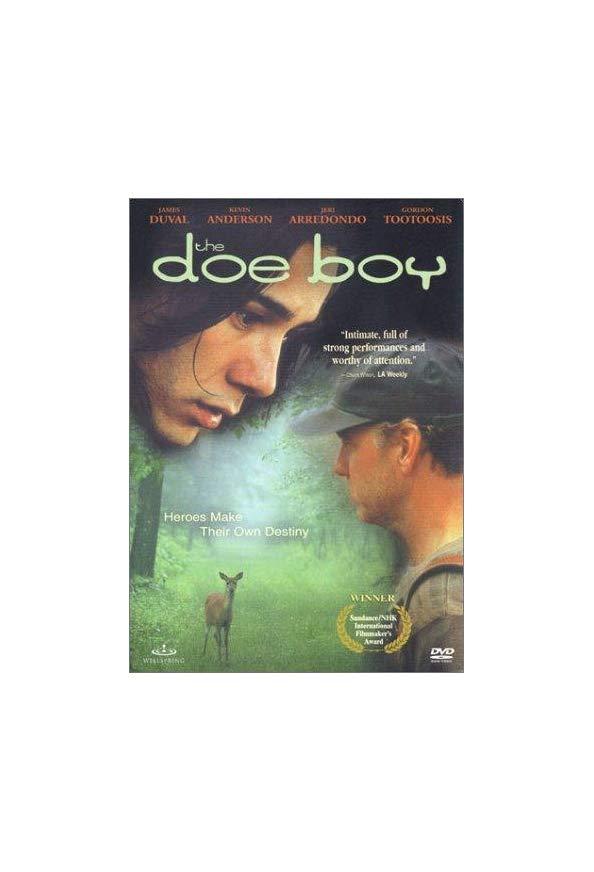 The Doe Boy kapak