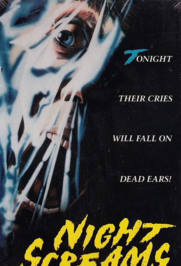 Night Screams kapak