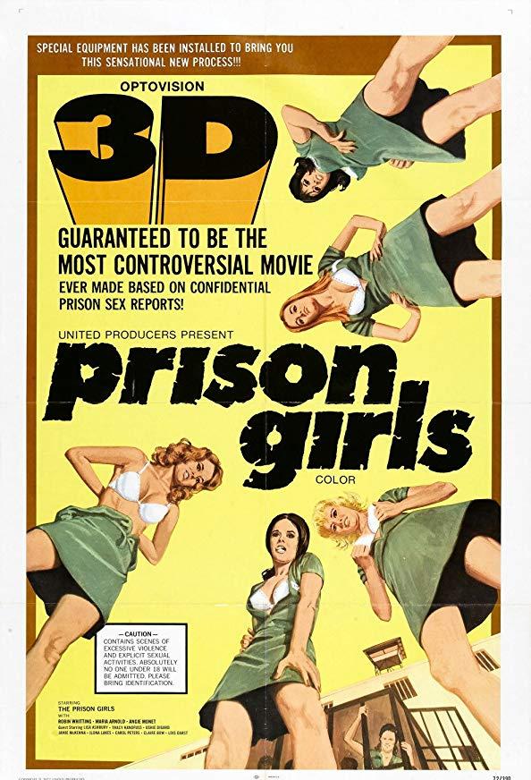 Prison Girls kapak