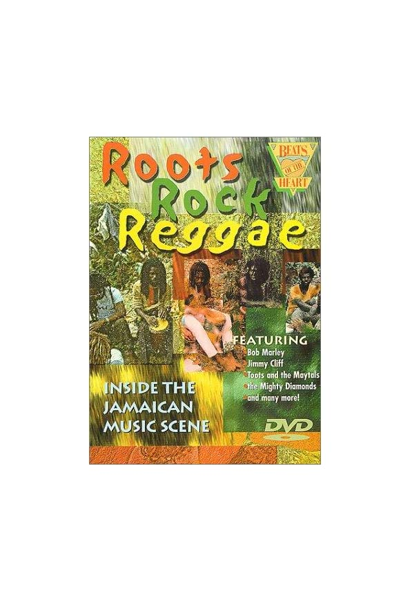 Roots Rock Reggae kapak