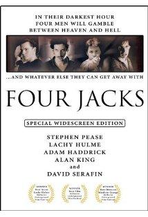 Four Jacks kapak
