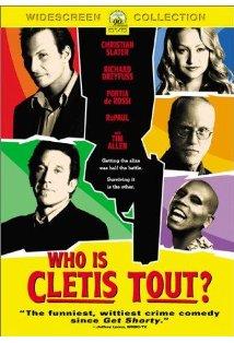 Who Is Cletis Tout? kapak