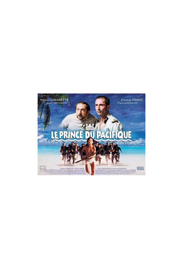 Le prince du Pacifique kapak