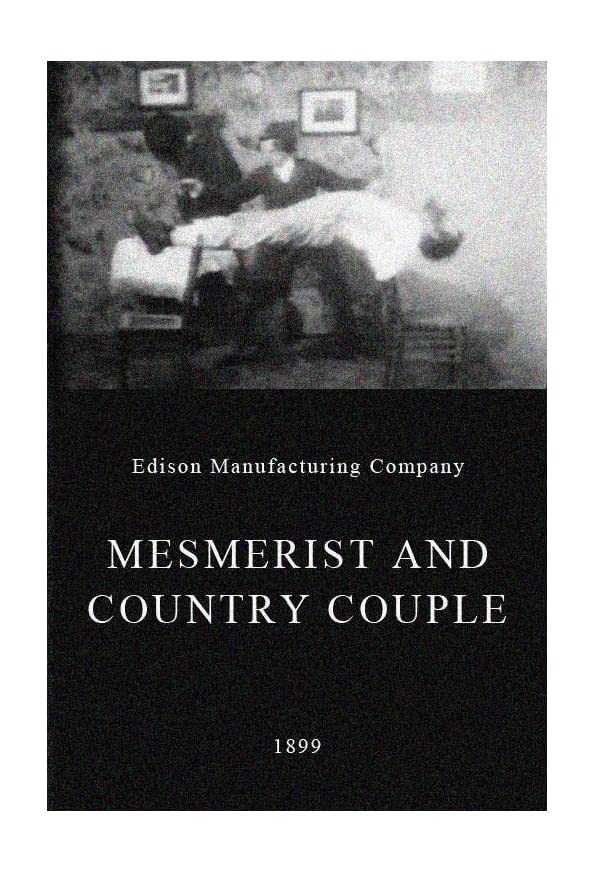 Mesmerist and Country Couple kapak