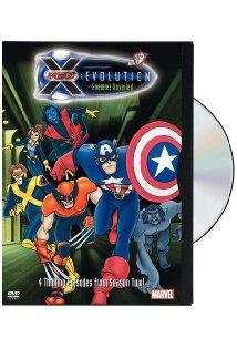 X-Men: Evolution kapak