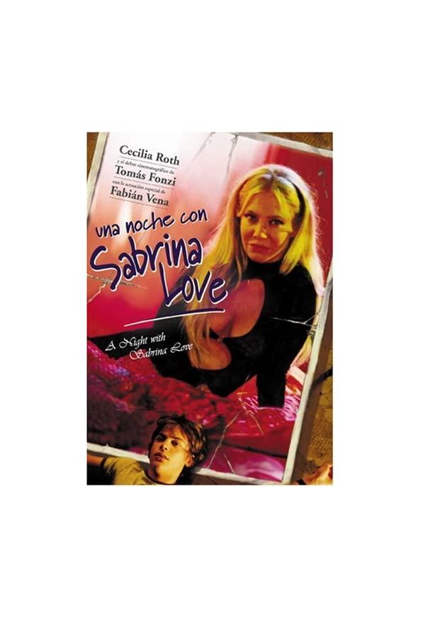 A Night with Sabrina Love kapak