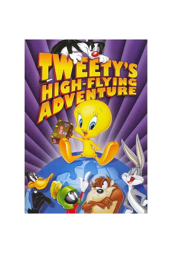Tweety's High-Flying Adventure kapak