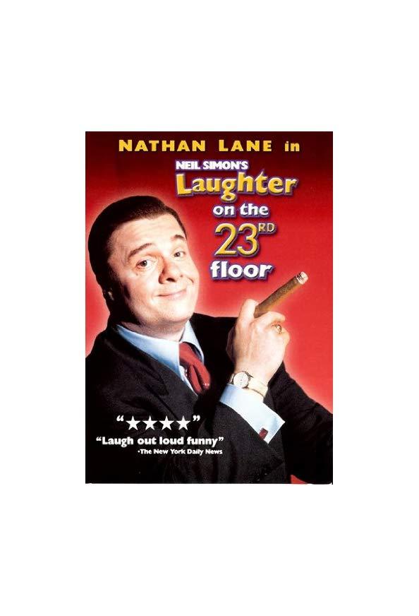 Laughter on the 23rd Floor kapak