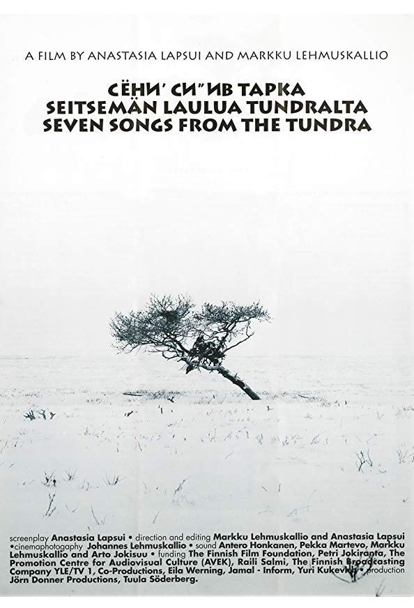 Seven Songs from the Tundra kapak
