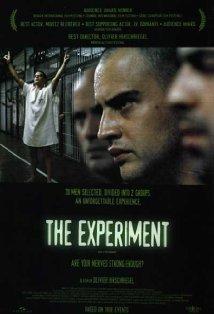 Das Experiment kapak