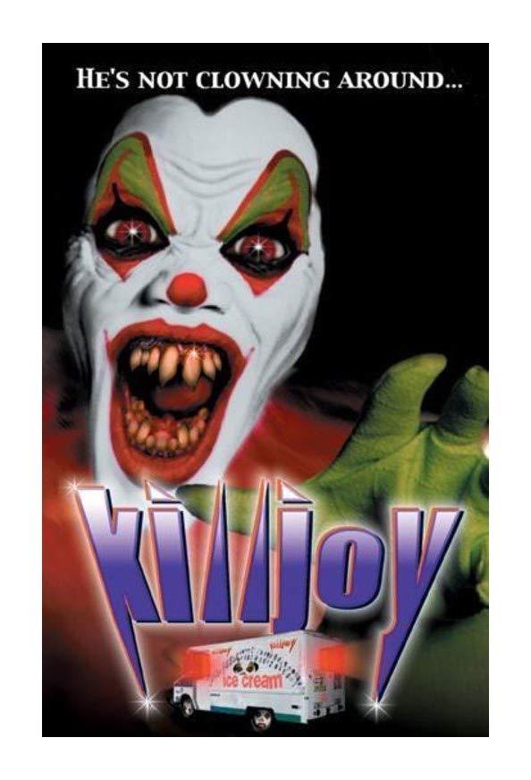 Killjoy kapak