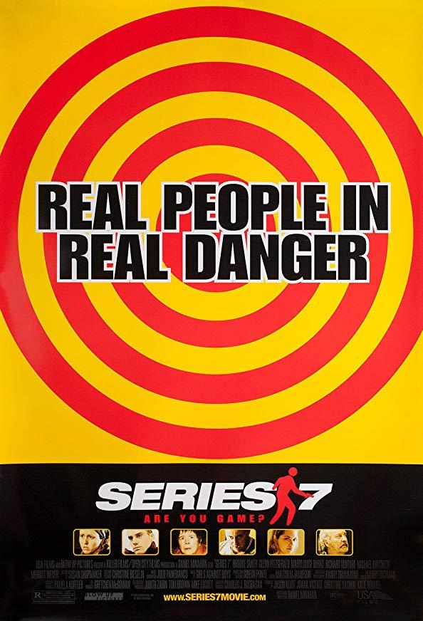 Series 7: The Contenders kapak
