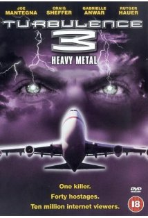 Turbulence 3: Heavy Metal kapak