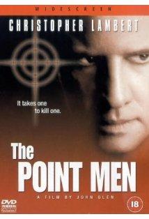The Point Men kapak