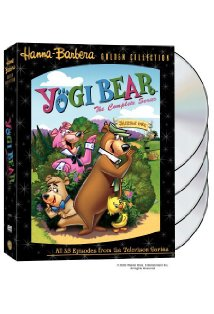 The Yogi Bear Show kapak