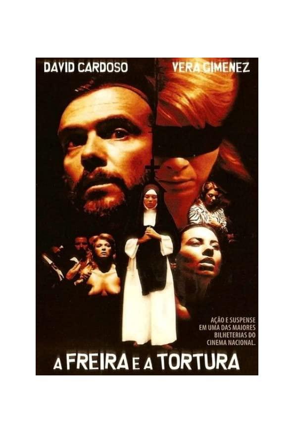 The Nun and the Torturer kapak