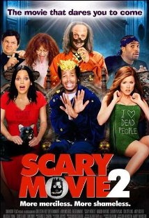 Scary Movie 2 kapak