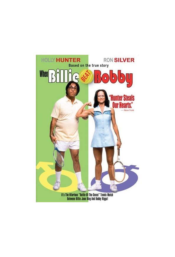 When Billie Beat Bobby kapak