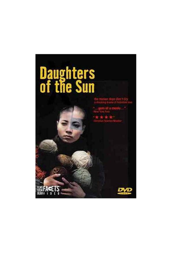 Daughters of the Sun kapak