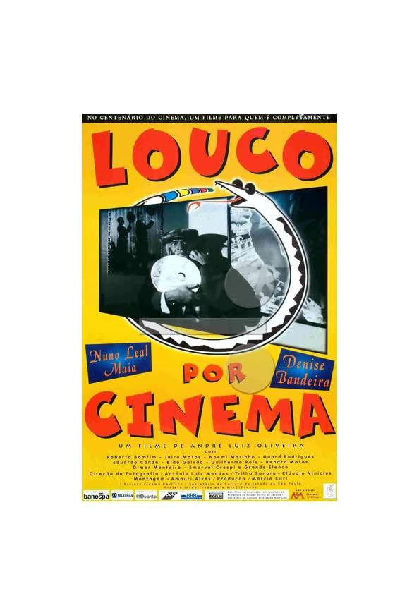 Louco Por Cinema kapak