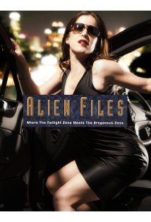 Sex Files: Alien Erotica II kapak