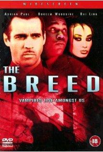 The Breed kapak