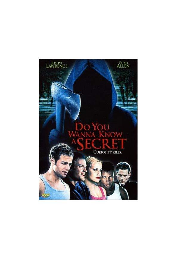 Do You Wanna Know a Secret? kapak