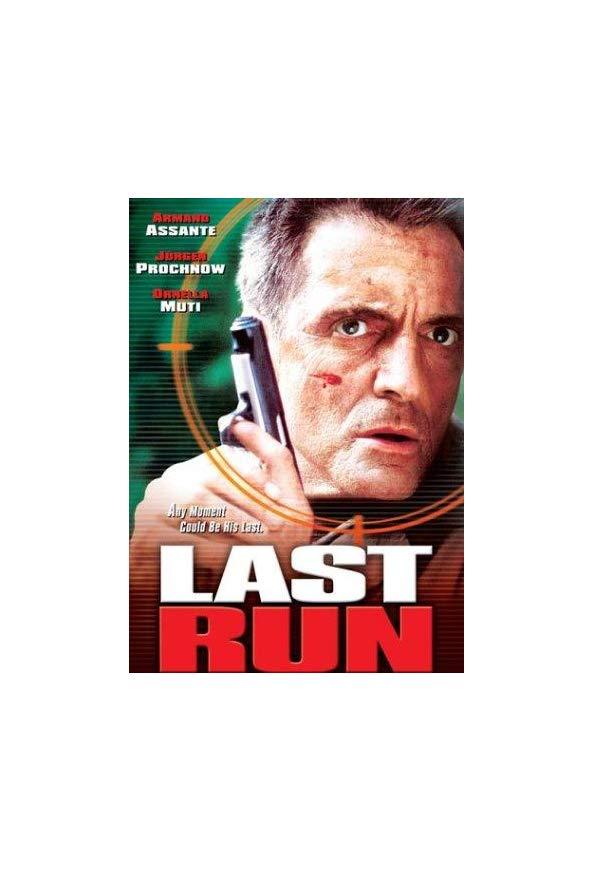 Last Run kapak