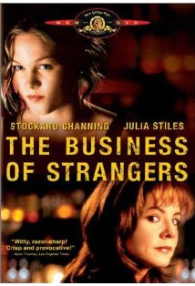 The Business of Strangers kapak