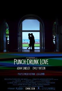 Punch-Drunk Love kapak