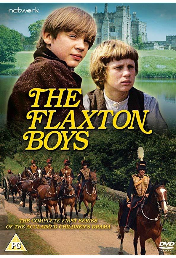 The Flaxton Boys kapak