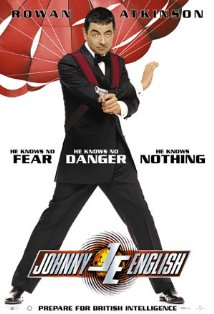 Johnny English kapak