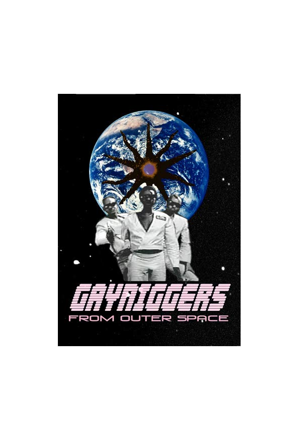 Gayniggers from Outer Space kapak