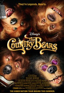 The Country Bears kapak